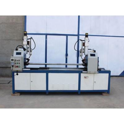 河北朝元电子厂散热器设备单柱焊接机供应安全放心