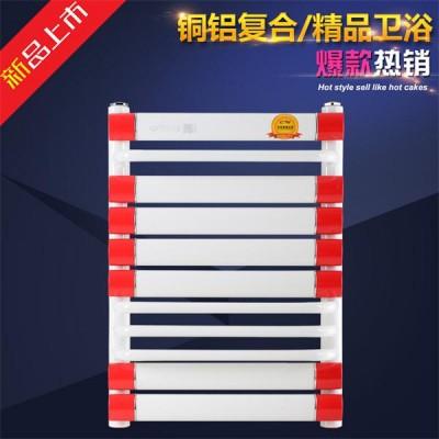 北京世纪百盛铜铝复合卫浴暖气片可定制价格实惠