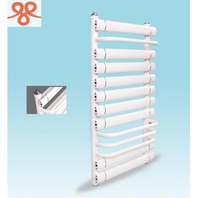 卫生间采暖专用华亨背篓铜铝复合800卫浴散热器