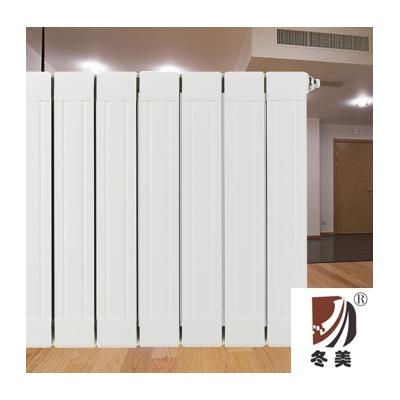 厂家批发铜铝复合采暖散热器 家用暖气片安装