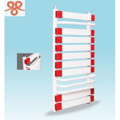 洛阳卫浴散热器供应商批发代理华亨方管卫浴散热器