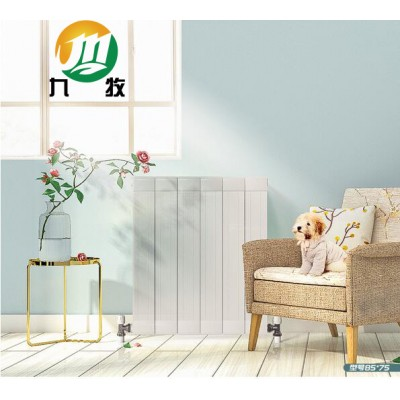 家用铜铝复合暖气片的价格 厂家直销壁挂式采暖散热器
