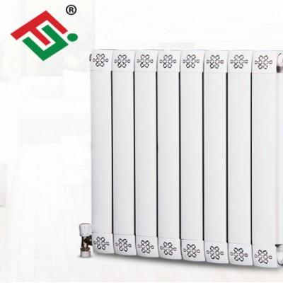 山东铜铝复合水暖散热器厂家直销 家用暖气片系统