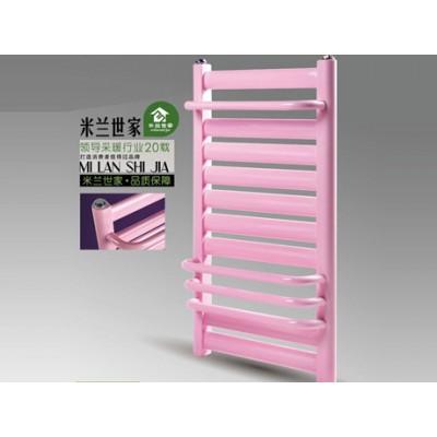 北京暖气片厂家米兰世家钢制9+4扁背篓散热器信誉保证