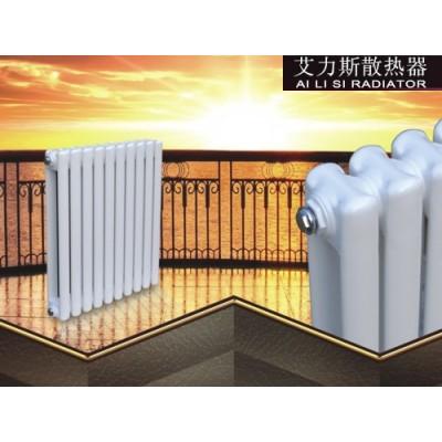 大水道散热快的钢制散热器 家用立式暖气片批发价格