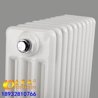 QFGZ414钢四柱散热器@家用装修钢四柱@优质钢制散热器
