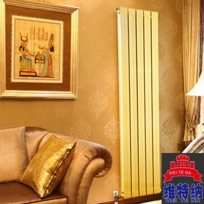家用铜铝双管复合散热器 山东暖气片厂家直销
