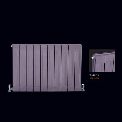 北京新型散热器厂家欧福莱批发铜铝复合90x75散热器