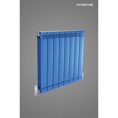 目森铜铝复合散热器80x80新中式棱形(25,22铜管)