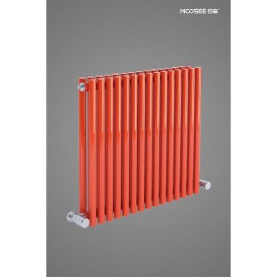 目森铜铝复合散热器纯铜双搭焊