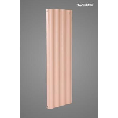 目森铜铝复合散热器125X75板式