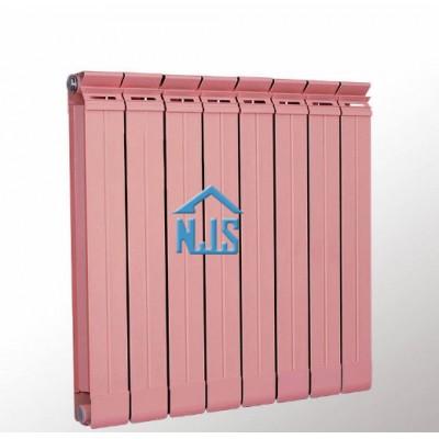 厂家供应铜铝复合暖气片价格 家用采暖散热器品牌有哪些