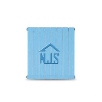 颜色各异的家用铜铝复合暖气片 可定制