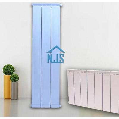 河北暖居仕铜铝复合散热器可定制 落地式家用暖气片