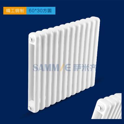 山东优质钢制暖气片价格 采暖散热器系统安装