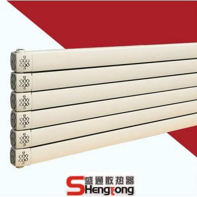 内蒙古盛通铜铝复合85-75暖气片质量保证