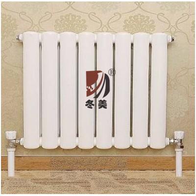 家用低碳钢散热器哪个好 冬美钢制60-30暖气片