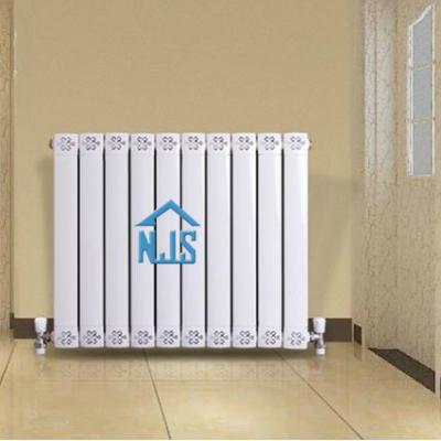 山东铜铝暖气片厂家暖居仕 家用采暖散热器80*80