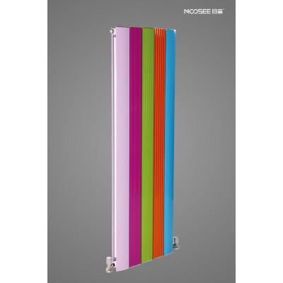 目森铜铝复合散热器95X80