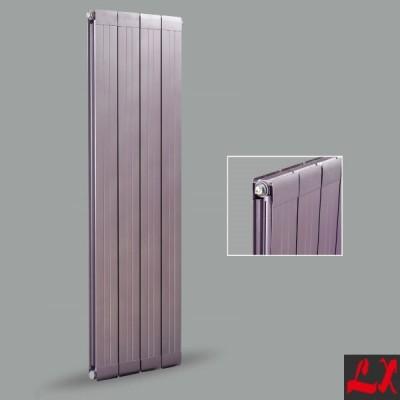 江苏壁挂式隆鑫铜铝复合114X60双水道暖气片