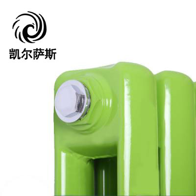 青岛凯尔萨斯散热器厂 家用钢制50平头暖气片