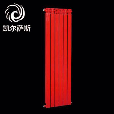 江苏凯尔萨斯铜铝复合75X75防压铸铝暖气片