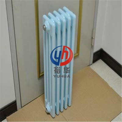 GZ406钢四柱暖气片散热面积(价格、定制、厂家)—裕华采暖