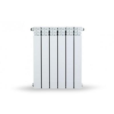 天津凡帝罗铜铝复合75X75仿压铸铝散热器正品包邮