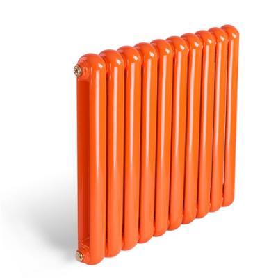 天津森耐特钢制50圆片头散热器 可定制