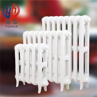 铸铁喷塑散热器760四柱型(图片、价格、厂家)_裕华采暖