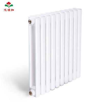 鸿顺和散热器-钢制50方片头散热器