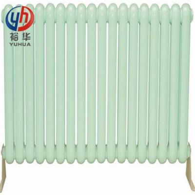 GZ50*25圆片头钢二柱暖气片的重量厚度是多少—裕华采暖