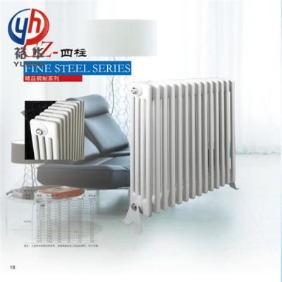QFGZ416钢四柱暖气片规格及型号(优缺点、)_裕华采暖