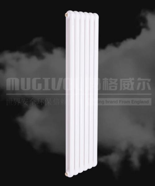 内蒙古钢制60圆散热器批发价格 玛格威尔暖气片