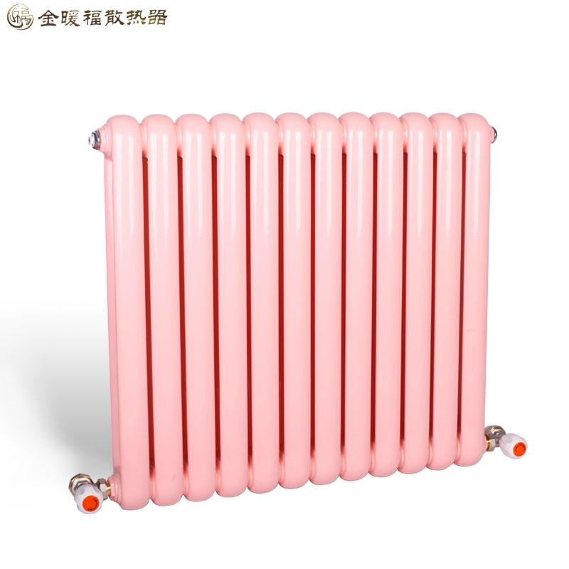 金暖福散热器-钢制50圆双柱散热器