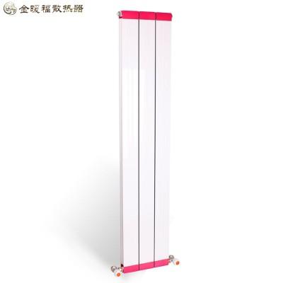 金暖福散热器-铜铝复合114X60散热器
