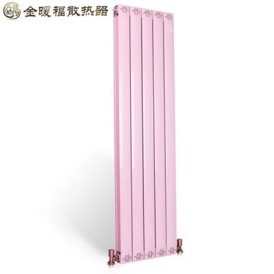 天津金暖福铜铝复合80x80采暖散热器