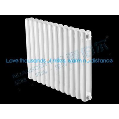 暖伯尔散热器-钢制60x30方双柱散热器