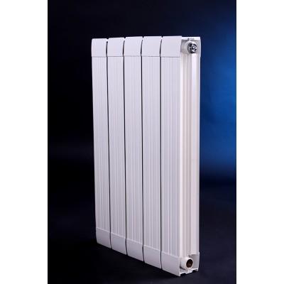 山东盛大罗兰铜铝复合采暖散热器现货供应