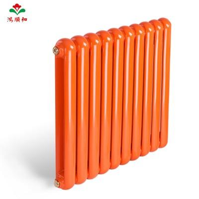 鸿顺和散热器-钢制50圆片头散热器