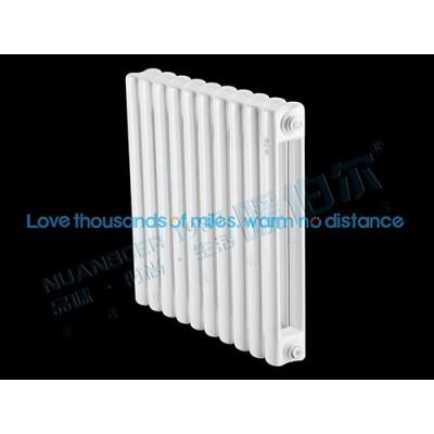 暖伯尔散热器-钢制50x25方双柱散热器
