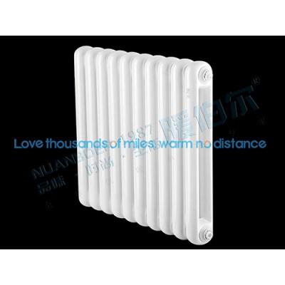 暖伯尔散热器-钢制60x30圆双柱散热器
