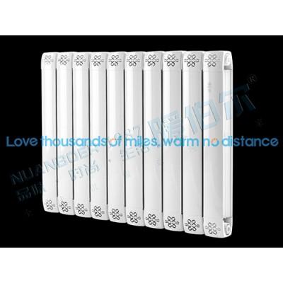 暖伯尔散热器-铜铝复合80x80A散热器