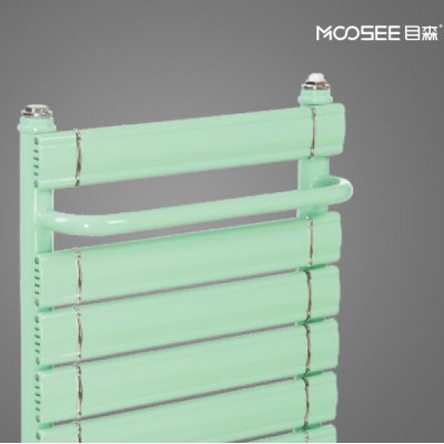 北京目森铜铝卫浴散热器平管背篓暖气片