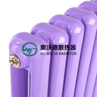 天津奥沃德钢制60-30采暖散热器 可定制