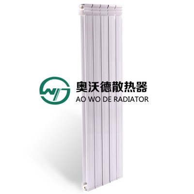 奥沃德铜铝复合85X75散热器价格 家用暖气片