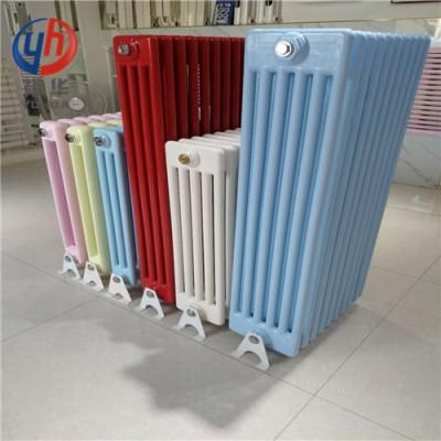 GZ504家用钢五柱散热器介绍(图片、参数) --裕华采暖