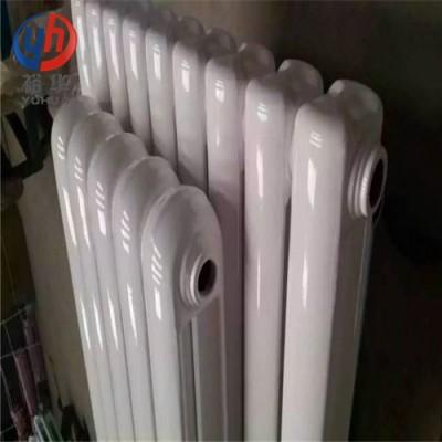 GZ209钢二柱钢制柱式散热器(安装图片、厂家)_裕华采暖