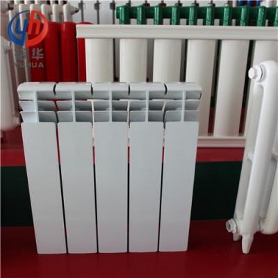UR7001压铸铝双金属散热器优势_裕圣华品牌