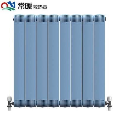 家用铜铝复合86x86防熏墙暖气片 河南常暖散热器